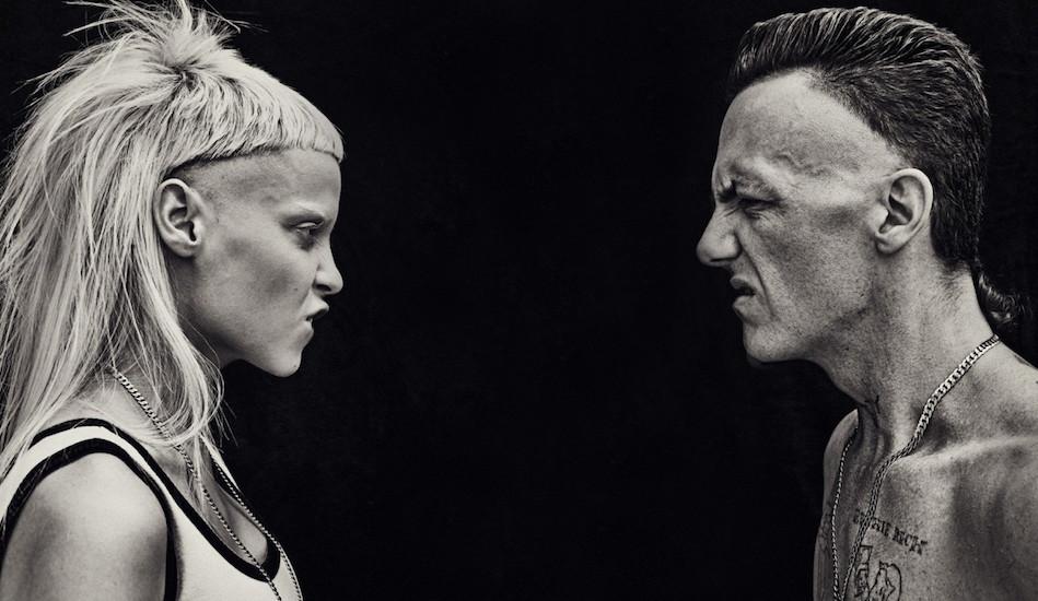 Die Antwoord annonce son ultime album de 27 chansons