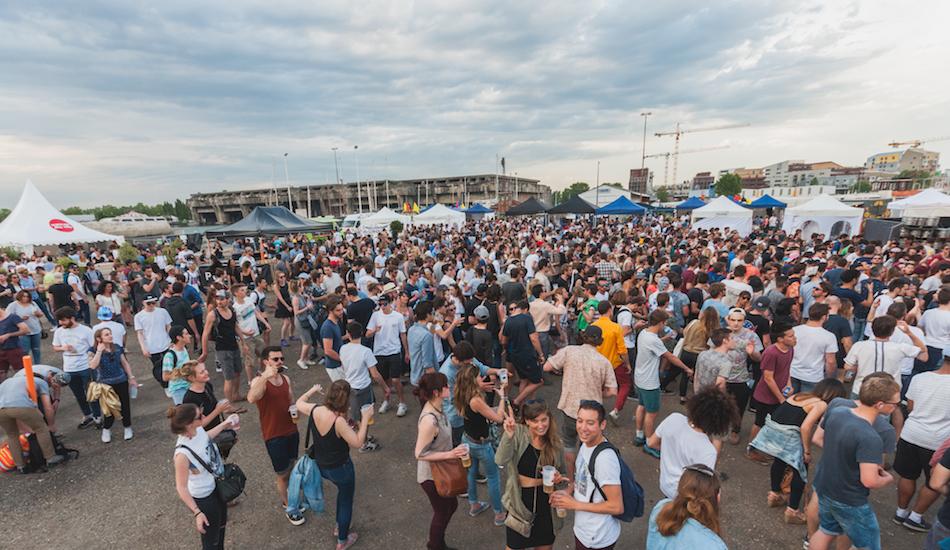 Révolution à Bordeaux : l'I.Boat déménageet inaugure le festival AHOY du 1er au 3 juin !