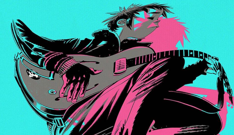"""""""The Now Now"""", le nouvel album de Gorillaz : notre chronique"""