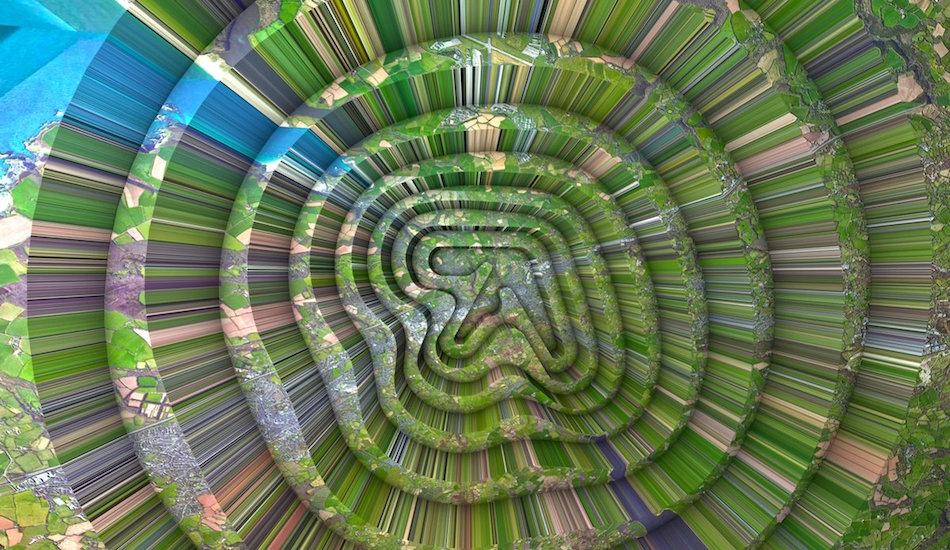 """Aphex Twin publie le clip choc """"T69 Collapse"""" pour annoncer son nouvel EP !"""