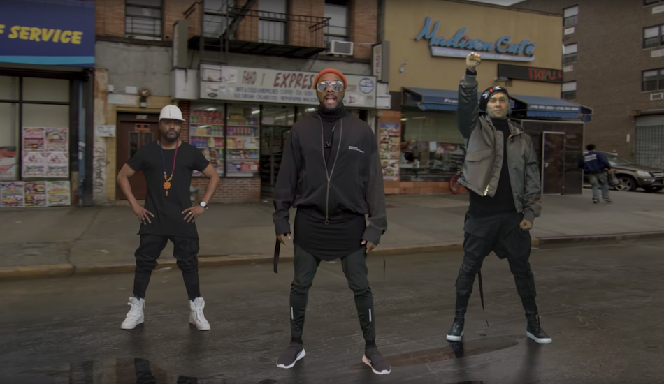 Lone accuse les Black Eyed Peas de plagiat, et on ne peut pas lui en vouloir...