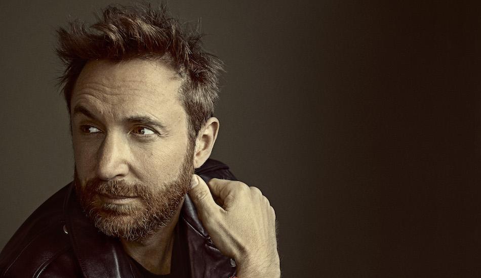 David Guetta revient à la house avec un nouvel alias Jack Back