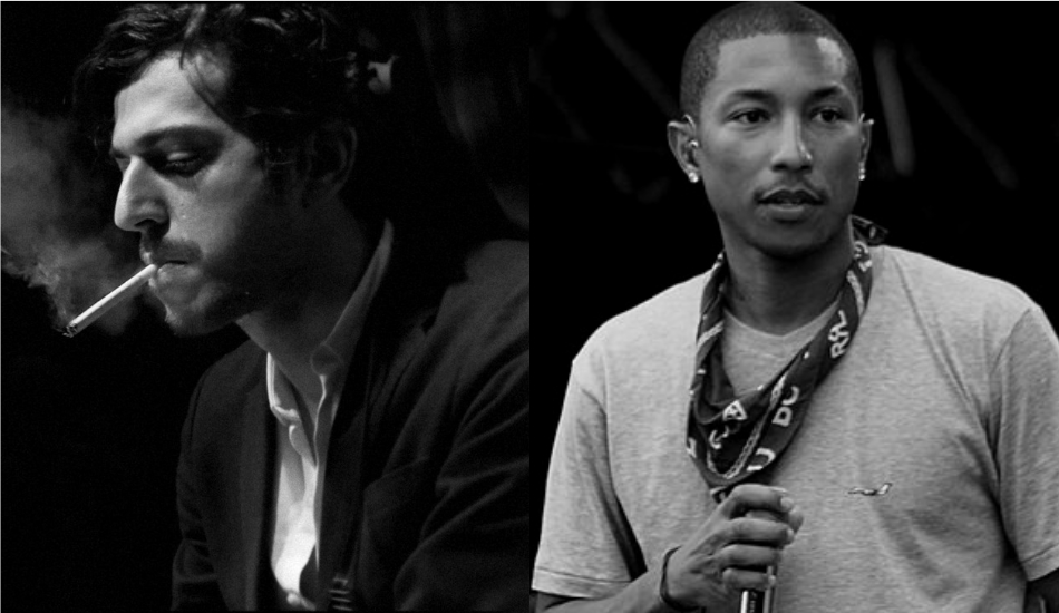 "En écoute : ""Blast Off"", la collab entre Gesaffelstein et Pharrell Williams"