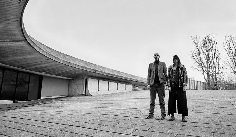 """Traum und Existenz"", le premier album de Kompromat (Vitalic x Rebeka Warrior), est sorti !"