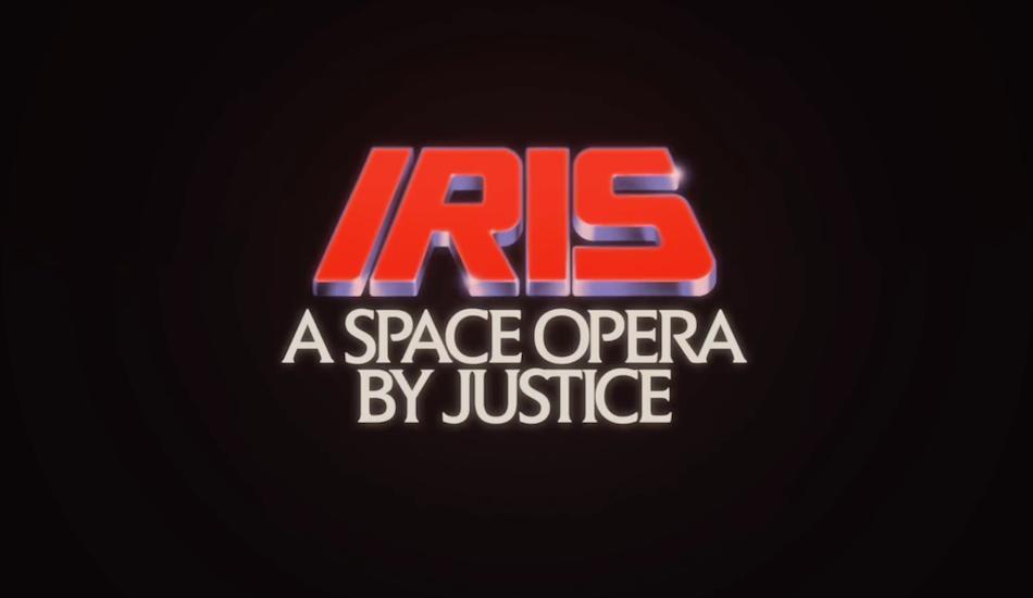 """""""Iris : A Space Opera"""", le film évènement de Justice sera projeté en août dans quelques salles françaises"""
