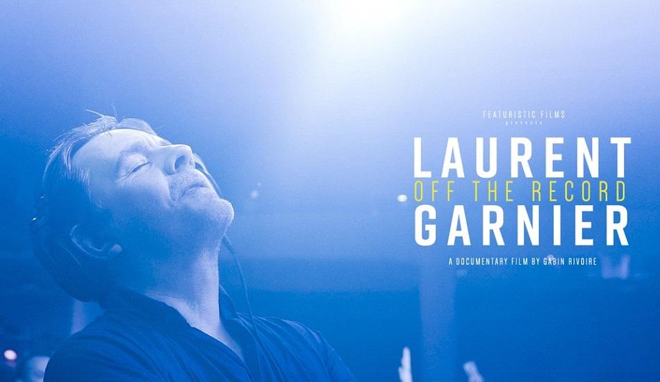 Une campagne Kickstarter pour le documentaire à venir sur Laurent Garnier