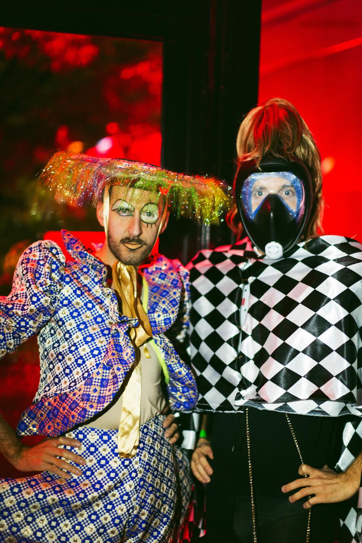 Arno et Crame, organisateurs de House of Moda