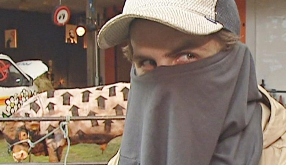 Une interview oubliée de Banksy ressurgit... et pourrait confirmer son identité