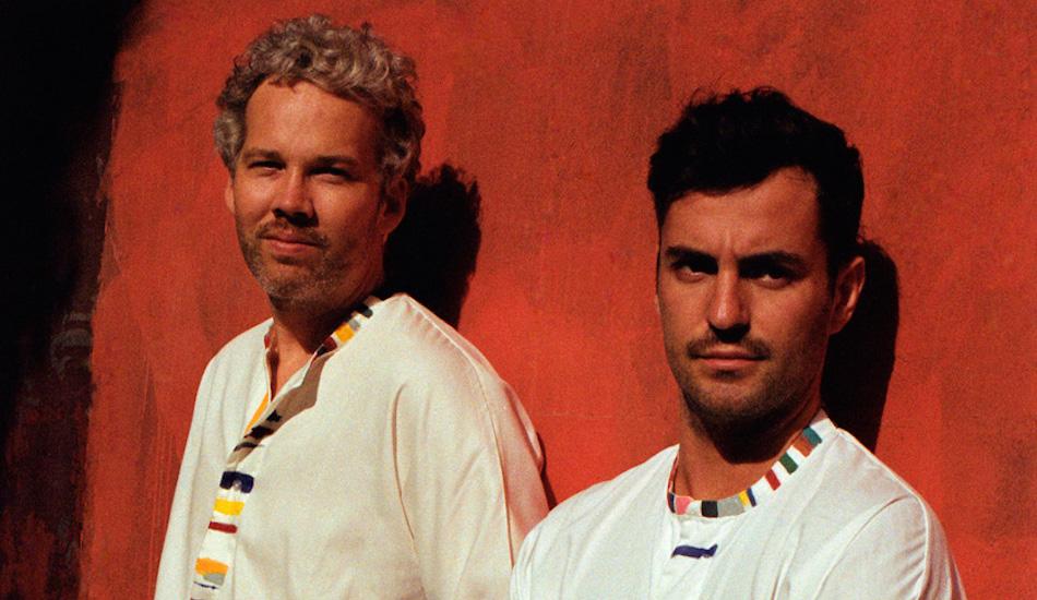 Polo & Pan revient avec un nouvel EP pour enflammer les dancefloors exotiques