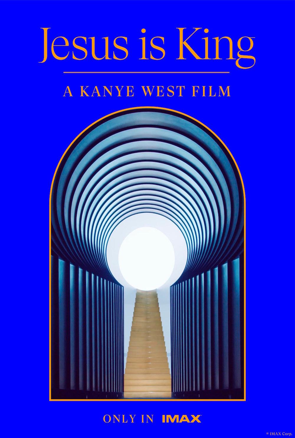 Jesus is King Poster Kanye West