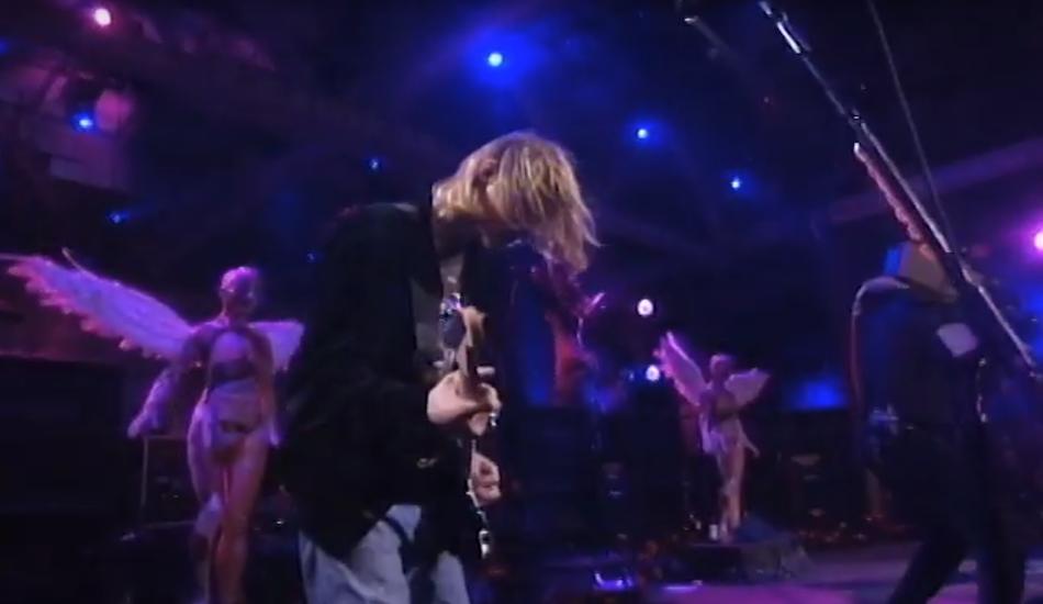 Sans crier gare, un concert complet de Nirvana débarque sur YouTube