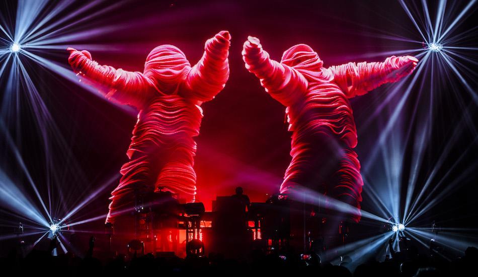Les Chemical Brothers annoncés à La Seine Musicale pour leur unique date en France