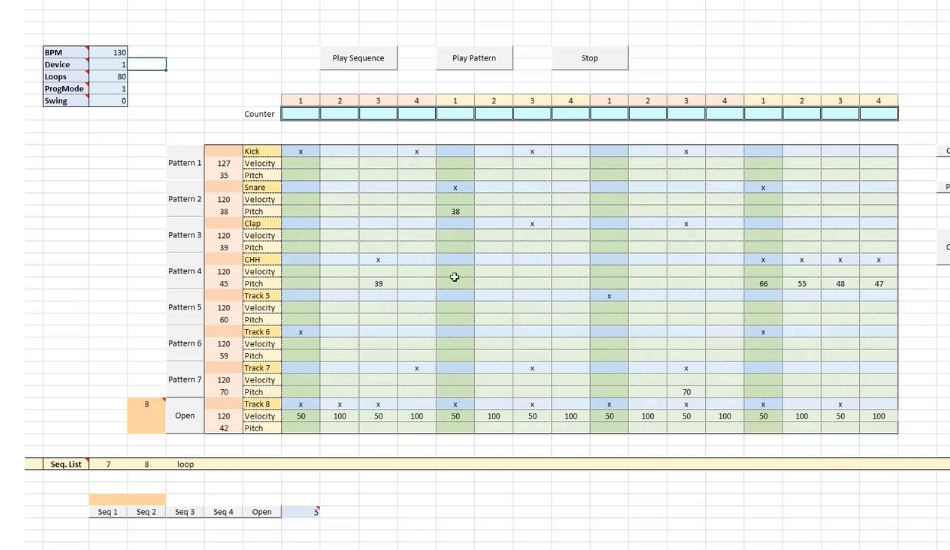 Oui, il est désormais possible de produire de la musique avec...Excel