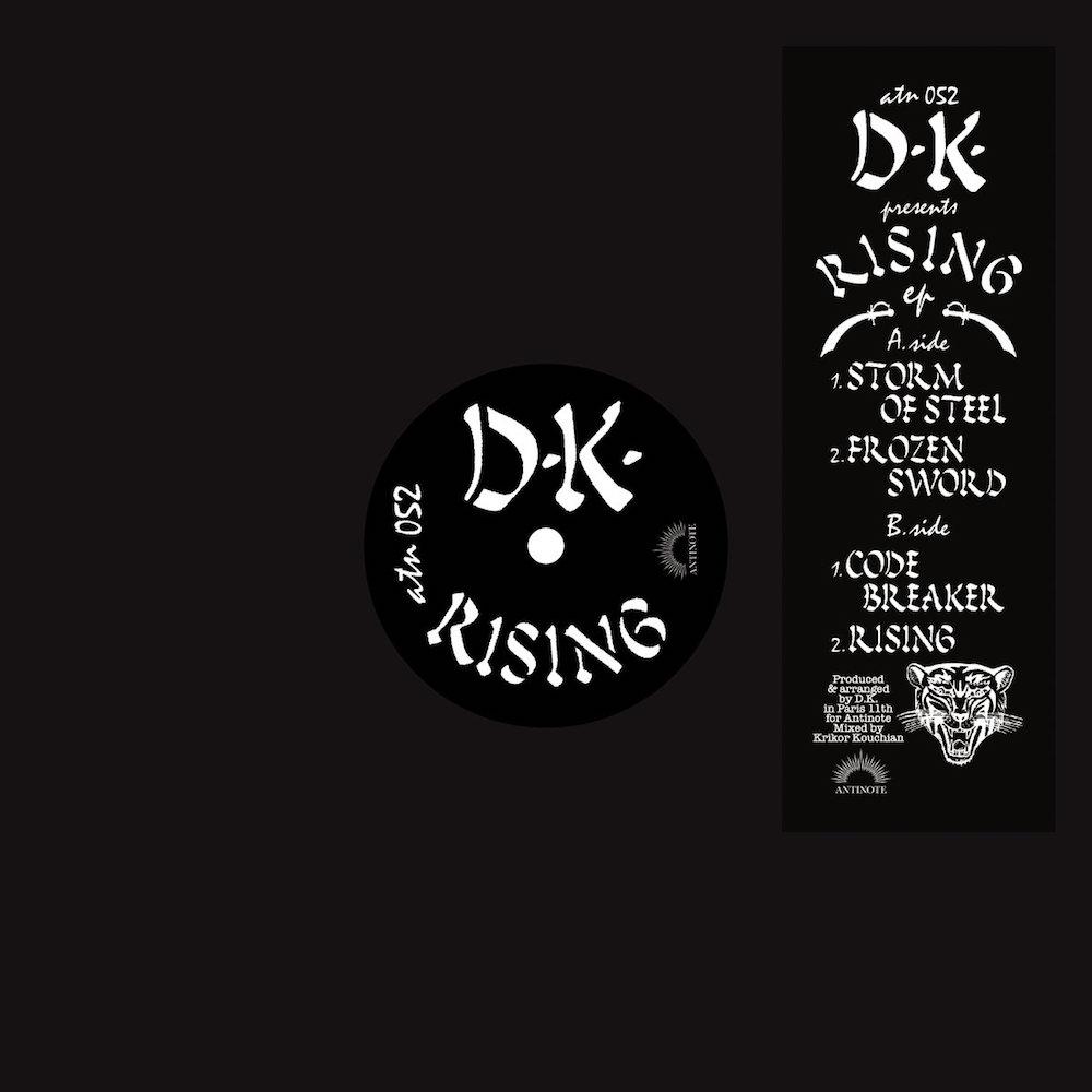 D.K Antinote Rising