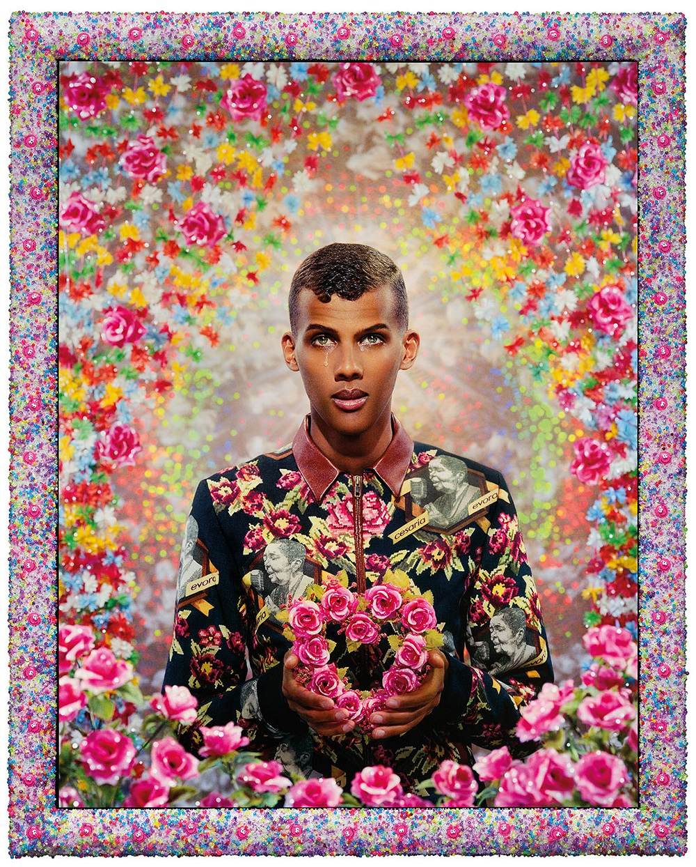 For Ever (Stromae), Stromae, Collection privée ©Pierre et Gilles