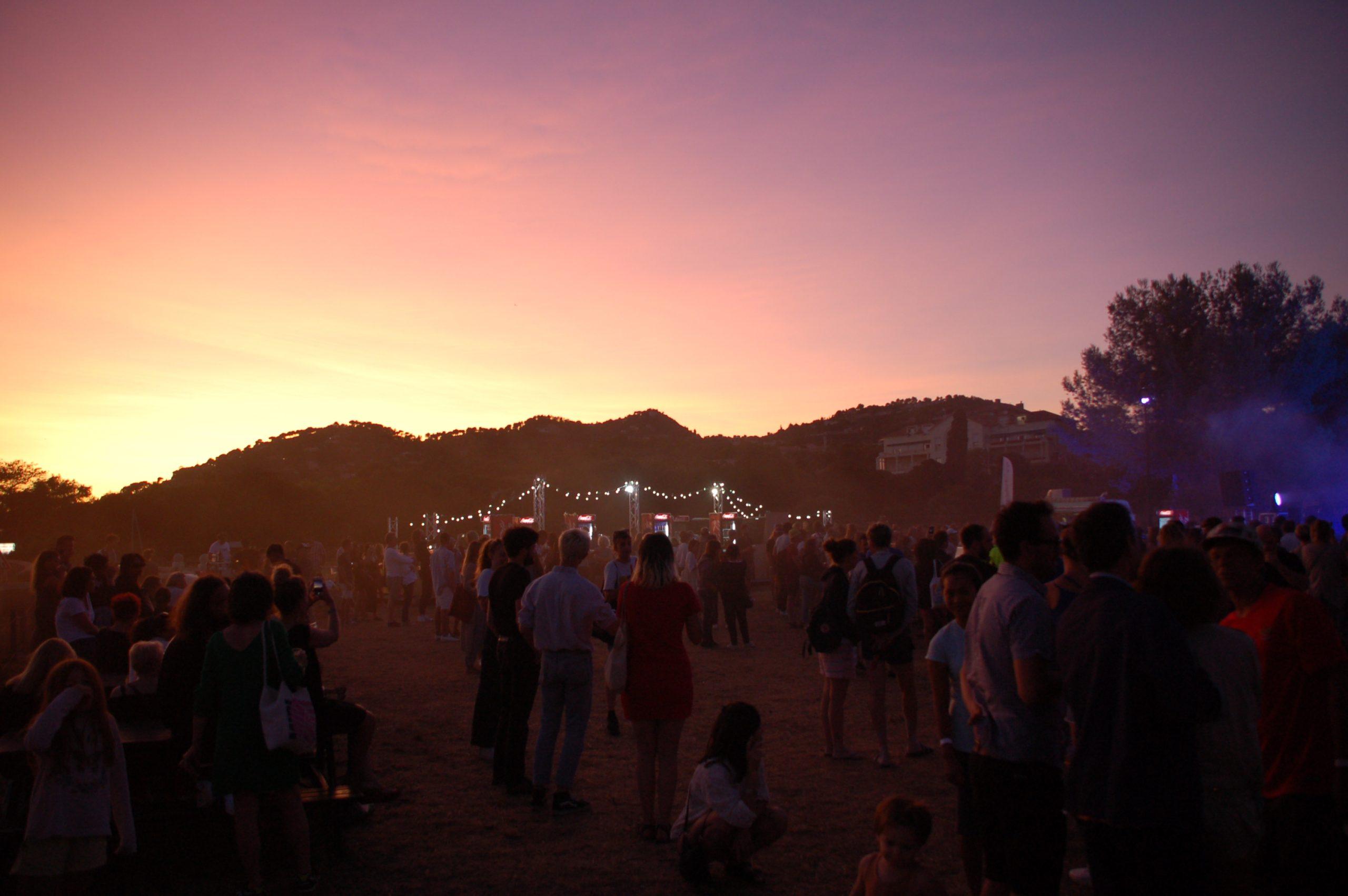 Si vous nous cherchez, on est au MIDI Festival à Hyères