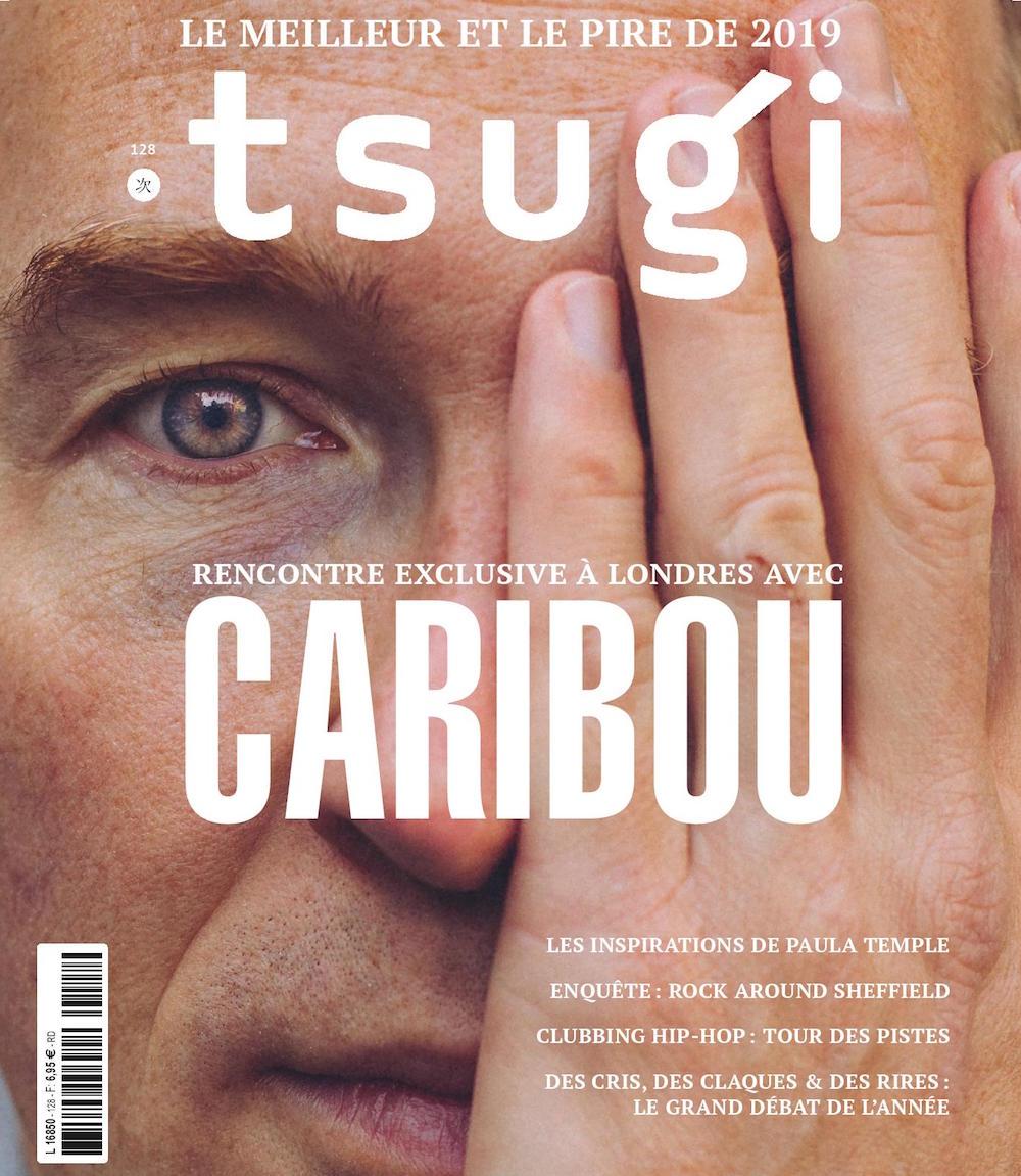 Couverture TS128 Caribou