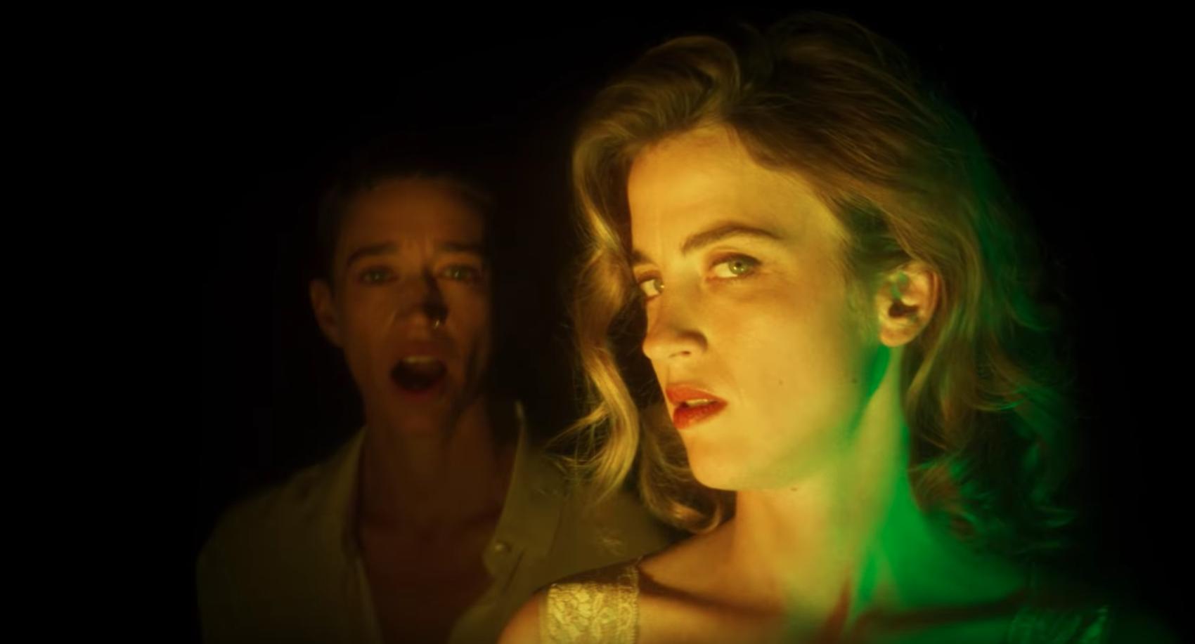 Kompromat sort un clip sublime avec l'actrice Adèle Haenel