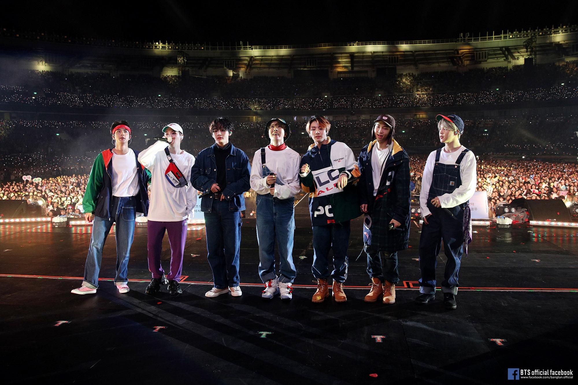 BTS : le groupe de K-pop de tous les records