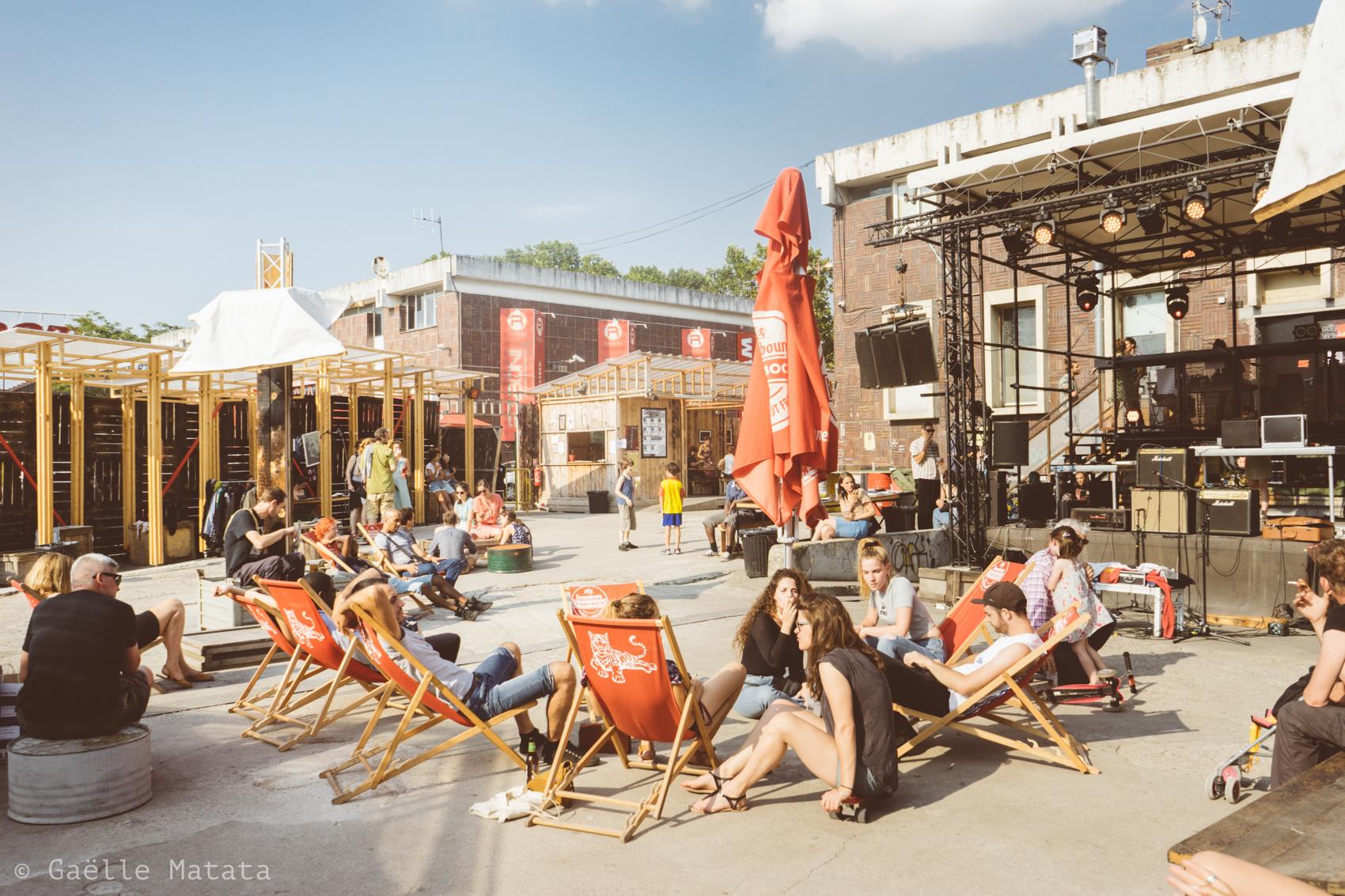 Le club parisien La Station rouvre ses portes au public
