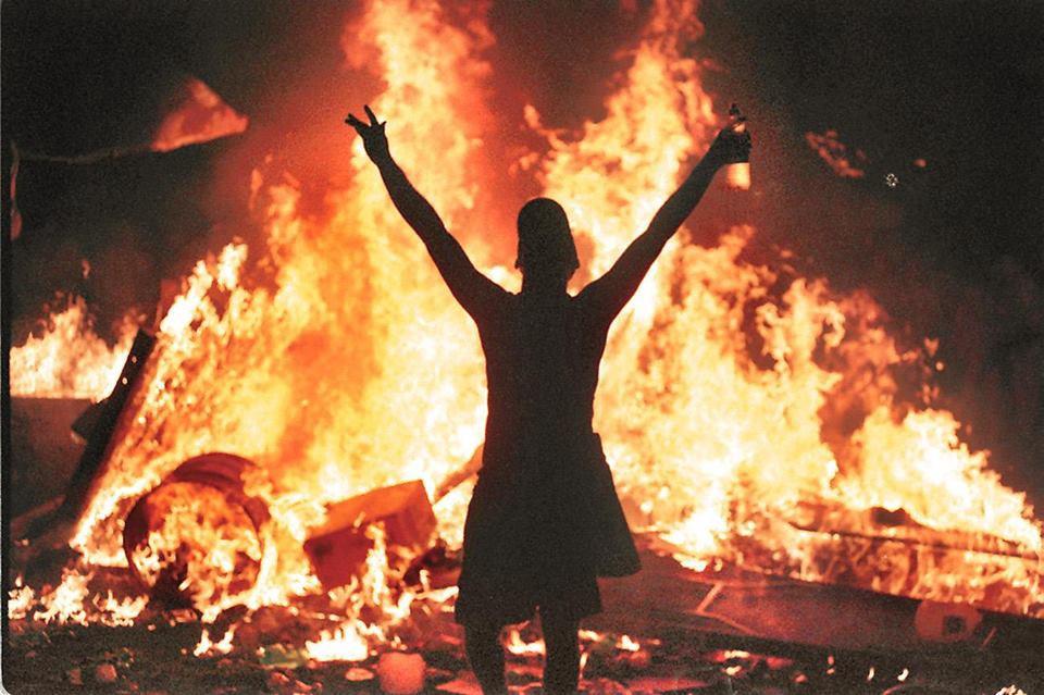 Le désastreux festival Woodstock '99 expliqué dans un docu Netflix