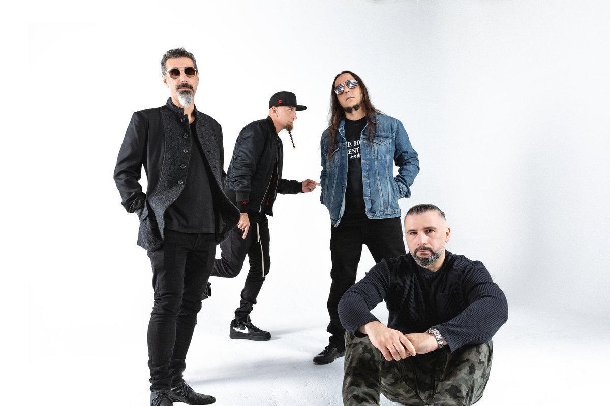 Comment System Of A Down est devenu l'un des plus puissants groupes de rock des 00's