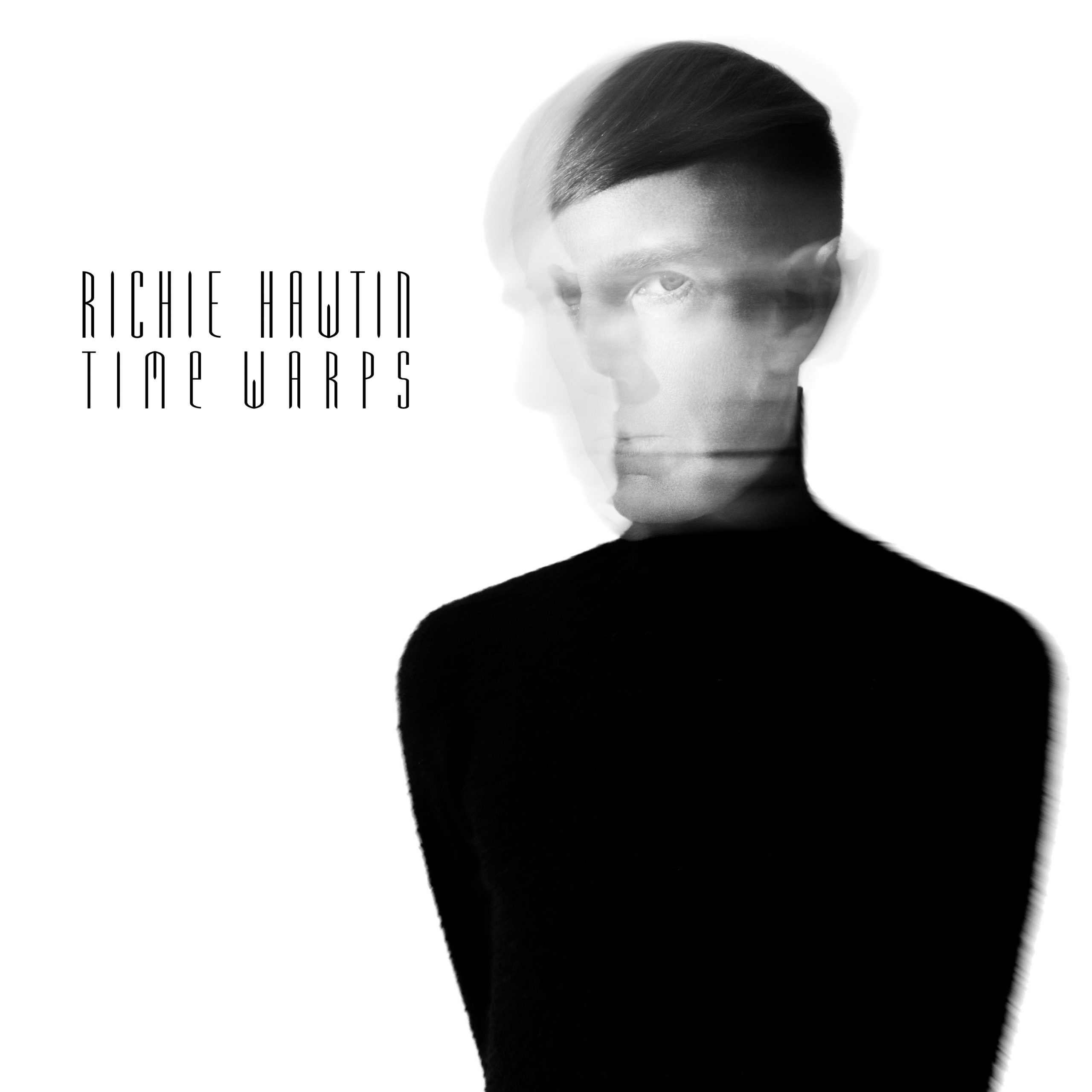 "Artwork de l'Ep ""Time Warps"" de Richie Hawtin"