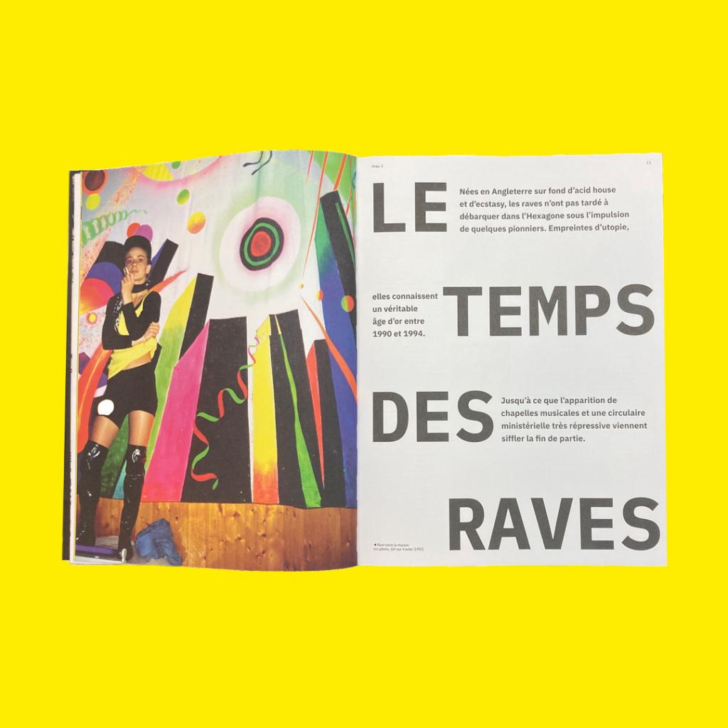 Electrorama : 30 ans de musique électronique en un seul (grand et beau) livre