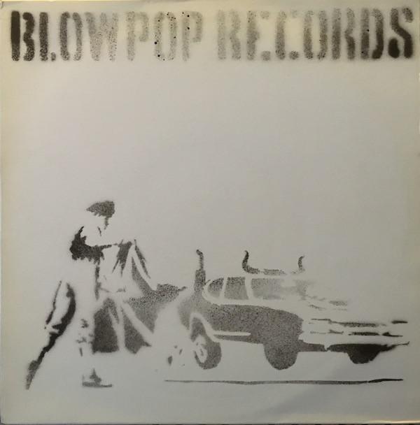 """Cover de l'EP """"4 x 3"""", Capoeira Twins par l'artiste Banksy"""