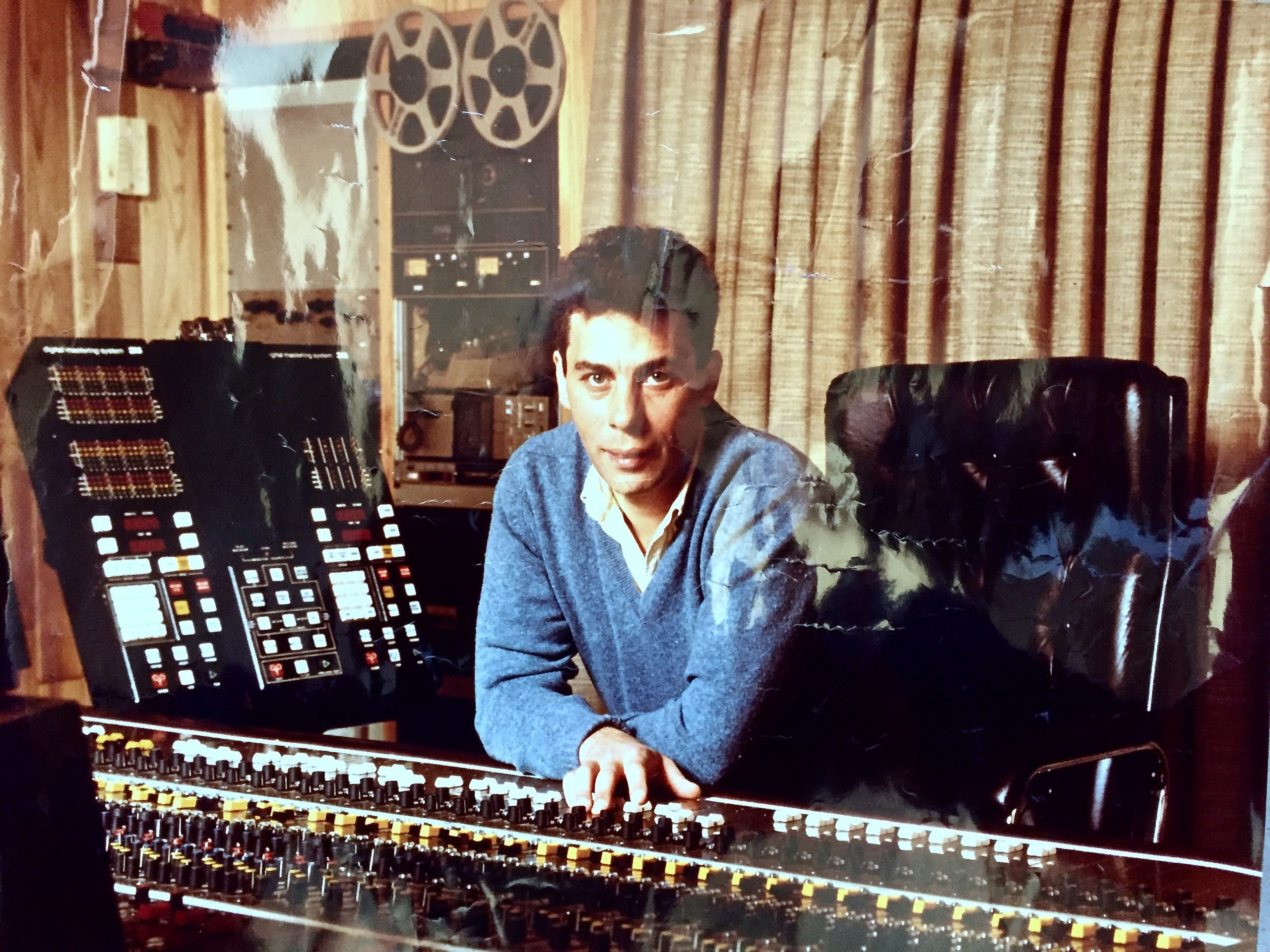 Studio Continental - Dominique Blanc-Francard en 1982