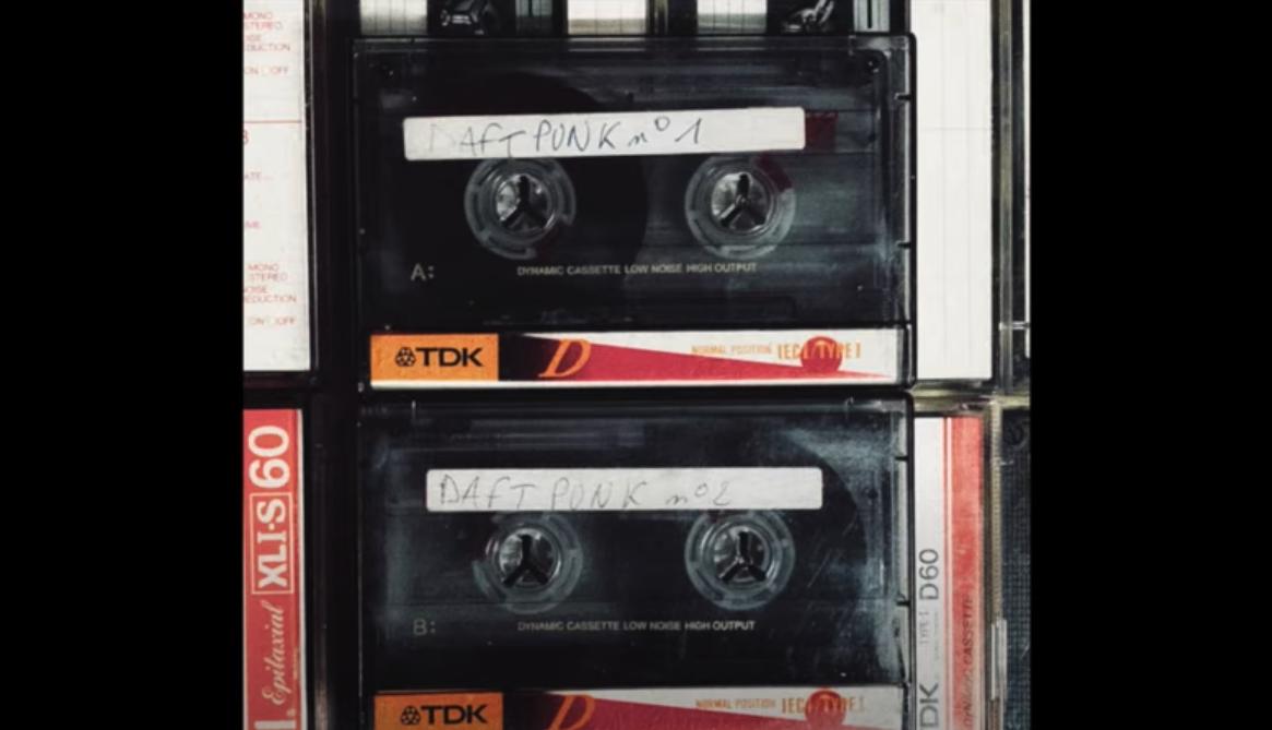 🔊 Daft Punk : un DJ set jamais entendu de 1995 vient de ressurgir