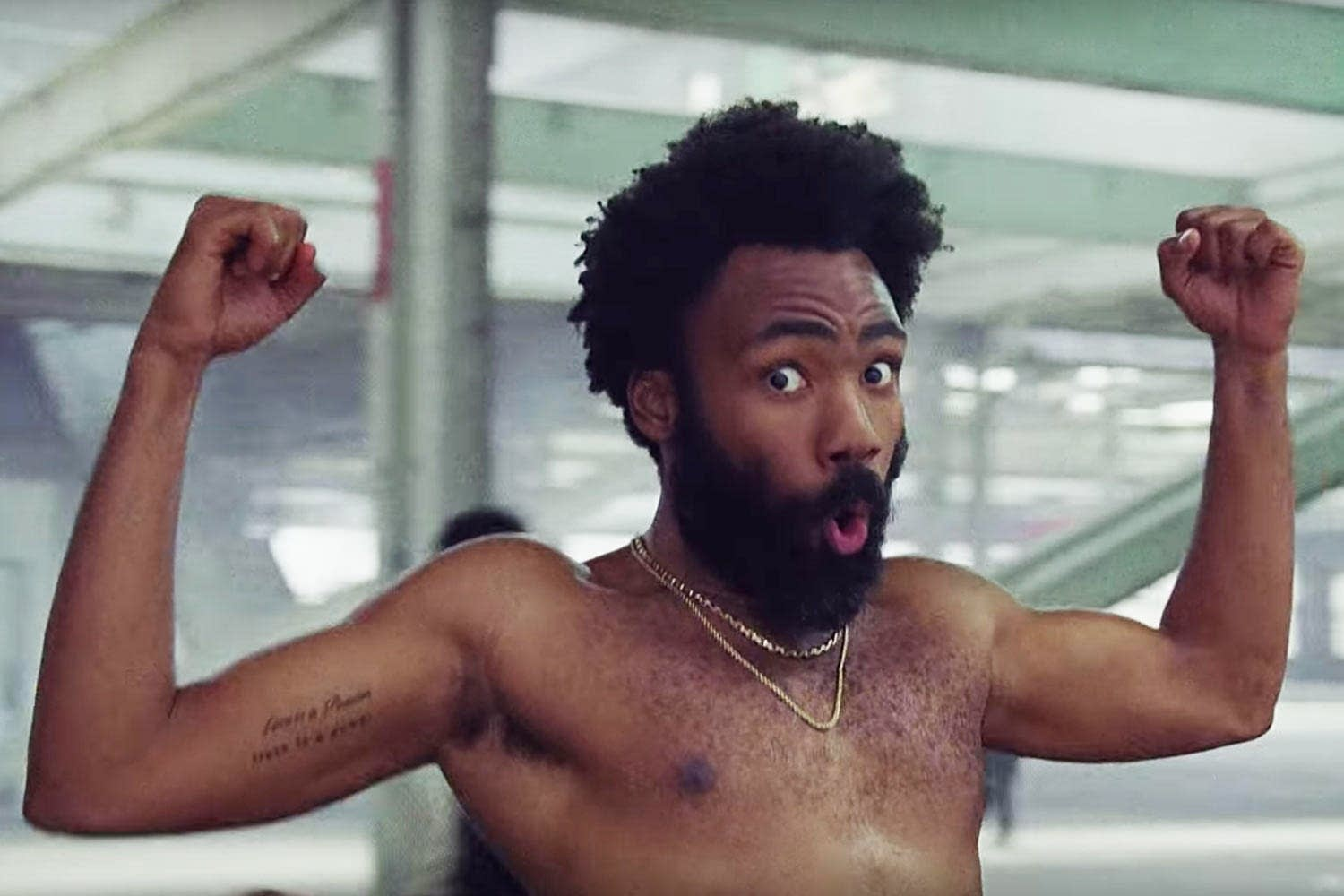 Donald Glover ne serait-il pas sur le point de changer le game à Hollywood, là ?
