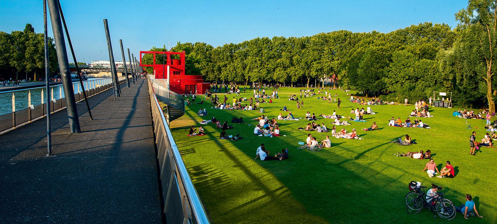 Des open airs électroniques vont être organisés dans toute la France, tout l'été